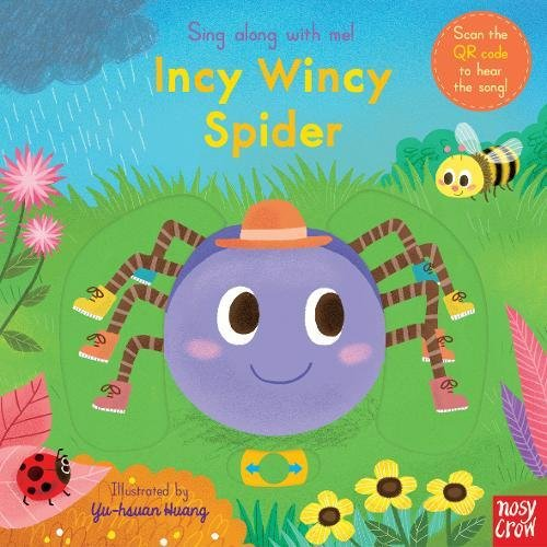 Sing Along With Me! Incy Wincy Spider par Yu-hsuan Huang