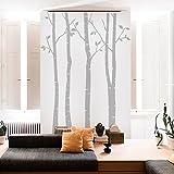 ZYCLSSRV Stilvoll und einfach grossbaum tv hintergrund,Wohnzimmer Schlafzimmer Konferenzraum Dekoration-fresken-D 56*79inch