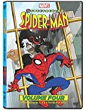 The Spectacular Spider-Man Volume 4 [DVD] [2010]