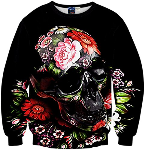 pizoff-unisex-hip-hop-sweatshirts-with-3d-digital-printing-3d-pattern-skull-flowers-dead-y1759-b5-m