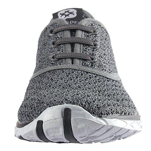 Aleader, scarpe da uomo subacquee ad asciugatura rapida Gray8859A