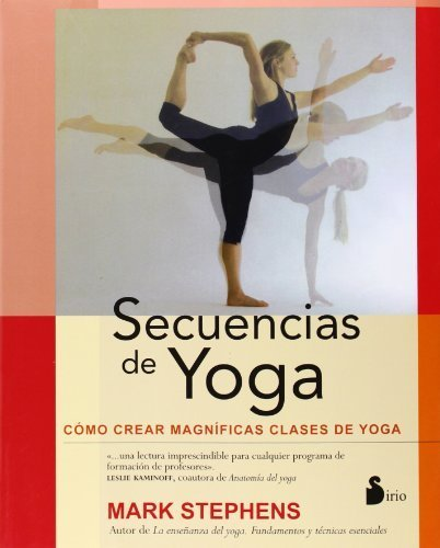 Secuencias de yoga (Spanish Edition) by Mark Stephens (2014) Paperback