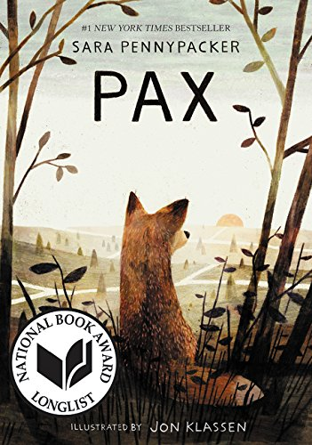 PDF Download Pax Read Online By Sara Pennypacker
