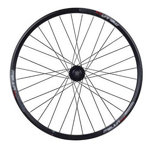 """YHSFC 26\""""32 Loch Mountainbike Single Hinterradnabe Fly Fast Release Scheibenbremse Doppel Aluminium Ring Drehräder Set"""