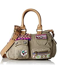 SAC LONDON MINI MILITARY LUXE