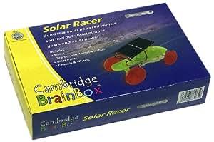 Voiture solaire Racer Kit de construction en matière plastique - Construire ce véhicule à énergie solaire (S'il vous plaît noter: Instructions en anglais)