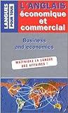 l anglais ?conomique et commercial en 20 dossiers de jean pierre berman collectif michel marcheteau 25 septembre 1997