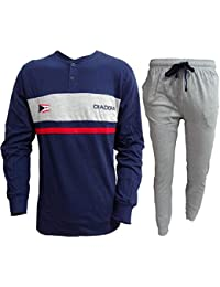 full pile 60961 DIADORA zip camera uomo da art in giacca pZqaBfa