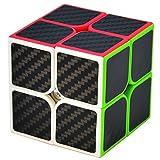 Maomaoyu Cubo Magico 2x2 2x2x2 Profesional Puzzle Cubo de la Velocidad...