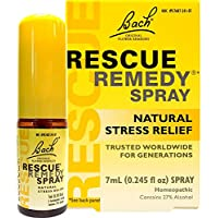 Nelsons Rescue Remedy Spray, 7 Ml, 0.245 Fluid Ounce