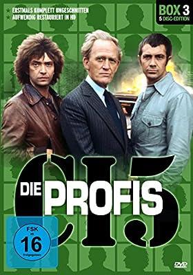 Die Profis - Box 3 [5 DVDs]