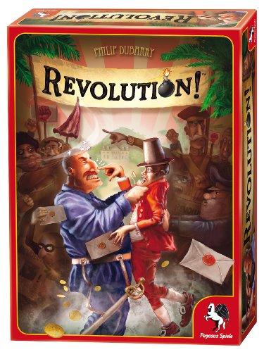 Pegasus Spiele 51710G - Revolution! (Spiel Revolution)