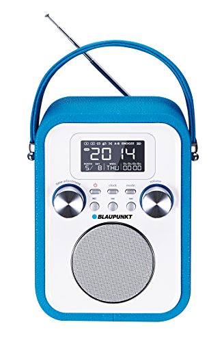 Blaupunkt PP20BL Portable Bleu, Blanc Radio portable par  Blaupunkt