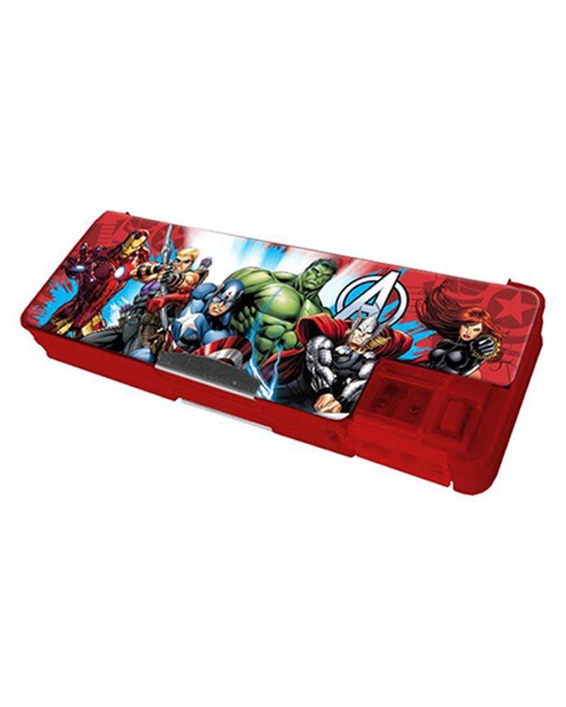 LOS Vengadores de Marvel Estuche portatodo mecanico