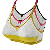 #6: X-Well Sport Bra for Womens and Girls