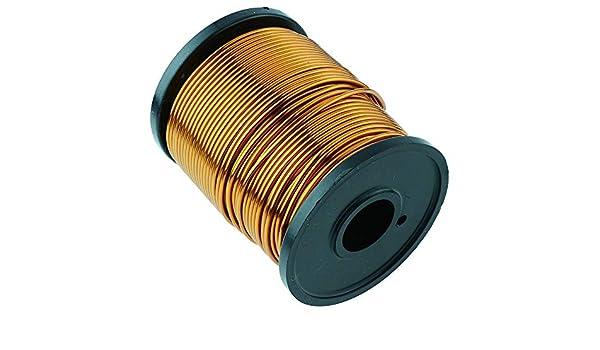 18 SWG 1.22mm Enamelled Copper Wire 500g Solderable