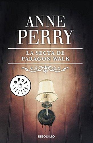 La secta de Paragon Walk (Inspector Thomas Pitt) - Paragon Anne Walk Perry