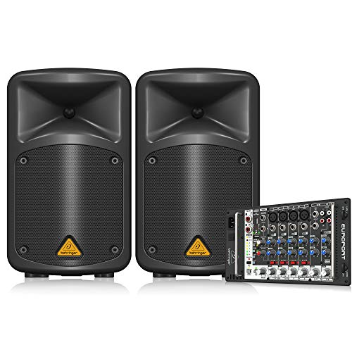 Behringer EUROPORT EPS500MP3 Portable PA-Anlage