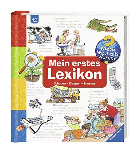 Mein erstes Lexikon: Schauen-Klappen-Staunen (Wieso? Weshalb? Warum? Sonderband) (Wo Meine Kinder Sind)