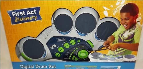first-act-discovery-5-pad-digital-drum-set-by-first-act-discovery