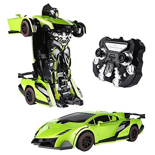 SainSmart Jr. RC Boys Transformer Robot Car