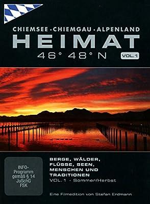 Bayern | HEIMAT 46° 48° N - Chiemsee, Chiemgau, Alpenland DER FILM