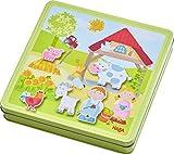 Haba 301951 Magnetspiel-Box Peters und Paulines Bauernhof