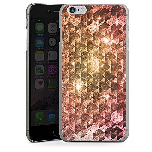 Apple iPhone X Silikon Hülle Case Schutzhülle Galaxie Universum Muster Hard Case anthrazit-klar