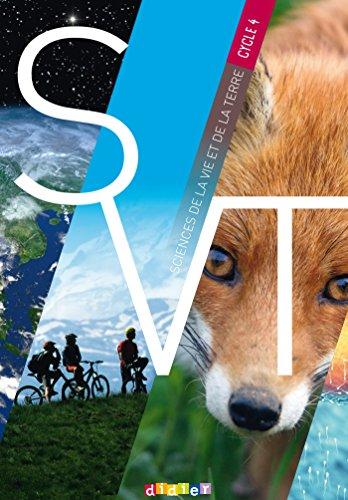 SVT Cycle 4 - Livre