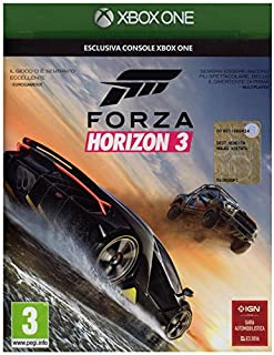 Forza Horizon 3 - Xbox One (B01GS6O974) | Amazon price tracker / tracking, Amazon price history charts, Amazon price watches, Amazon price drop alerts