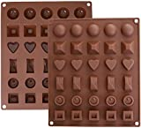 Candy & Chocolate Molds Review and Comparison