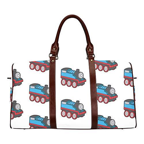 Reisetasche Kinder lieblings Spielzeug Fahrrad wasserdichte wochenendtasche übernachtung Tragetasche Handtasche Frauen Damen Einkaufstasche mit mikrofaser Leder gepäcktasche -