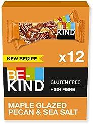 BE-KIND Maple Glazed Pecan & Sea Salt, 40 gm