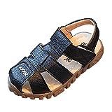 Zapatos 1-3 Años Xinantime Zapatos Bebe Bebé Niños Moda Zapatillas Niños Chicos Niñas Verano Sandalias Casuales Zapatos (24(2.5-3años), Negro)