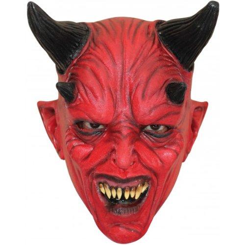 rote Teufelsmaske Halloween für - Demonio Del Halloween