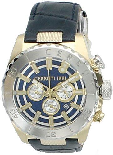 Cerruti 1881 CRA188SGS03BL Montre à bracelet pour homme