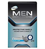Tena Men Discreet Protection Protective Shield Extra Light - 8x14 Stück