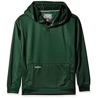 Arborwear Men's Tech Single Thick Pullover, Forest Green, Large