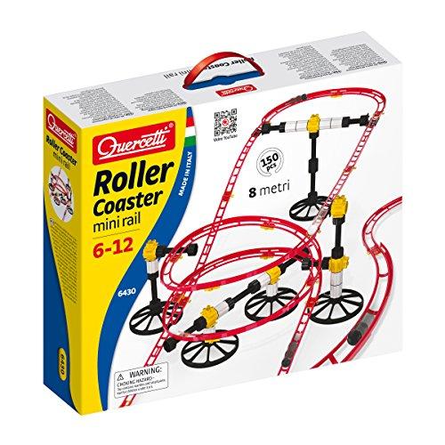 Quercetti Skyrail Roller Coaster 150pc