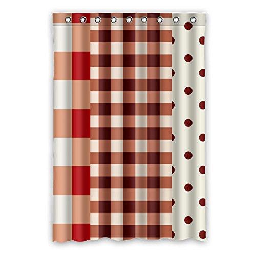 tela-de-billar-rojo-blanco-y-azul-de-cuadrados-de-la-forma-jagged-aguja-diseno-tejido-de-poliester-i