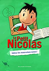 Le Petit Nicolas, 1:Adieu les mauvaises notes!