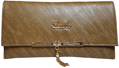 Clutches For Women, Ladies Hand-purse Solid Color, Multipurpose Wallet For Girls
