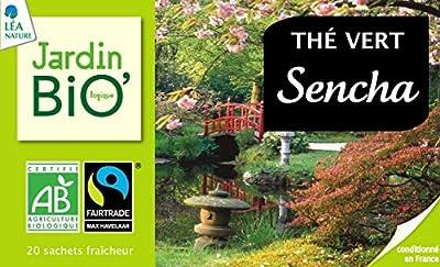 Jardin Bio Thé Vert Sencha 40 g