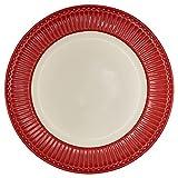 Dinner Plate, Alice Red von GREENGATE