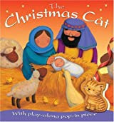 The Christmas Cat (Play Along Pop in Piece Book) (Look & Play)