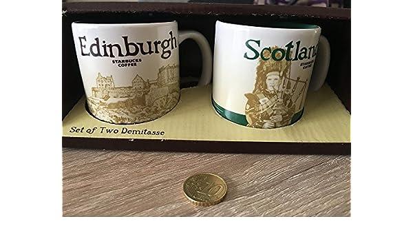 Mugs Espresso Starbucks Demitasse Edinburghscotland Mini Y6gf7ybv