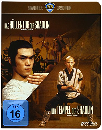 Shaw Brothers - Doppel-Box 4 [Blu-ray]