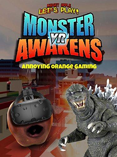 Image of Clip: Midget Apple Let's Play - Monster Awakens VR (Annoying Orange Gaming)