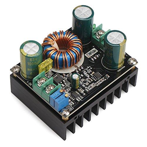 DEOK 600W DC Auto Power Boost Converter corrente costante / tensione 12-60V a 12-80V Step Up LED Driver regolato l'alimentazione elettrica