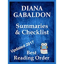DIANA GABALDON OUTLANDER AND SIR JOHN GREY SERIES READING LIST WITH SUMMARIES AND CHECKLIST Updated 2017 (Best Reading Order Book 32) (English Edition)